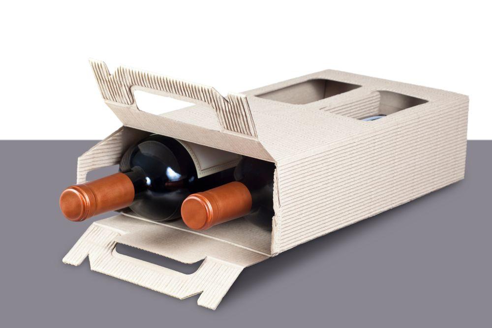 Kartony na wino