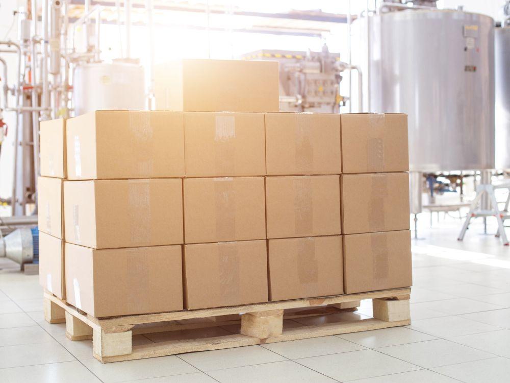 Kartony dla producentów żywności i napojów