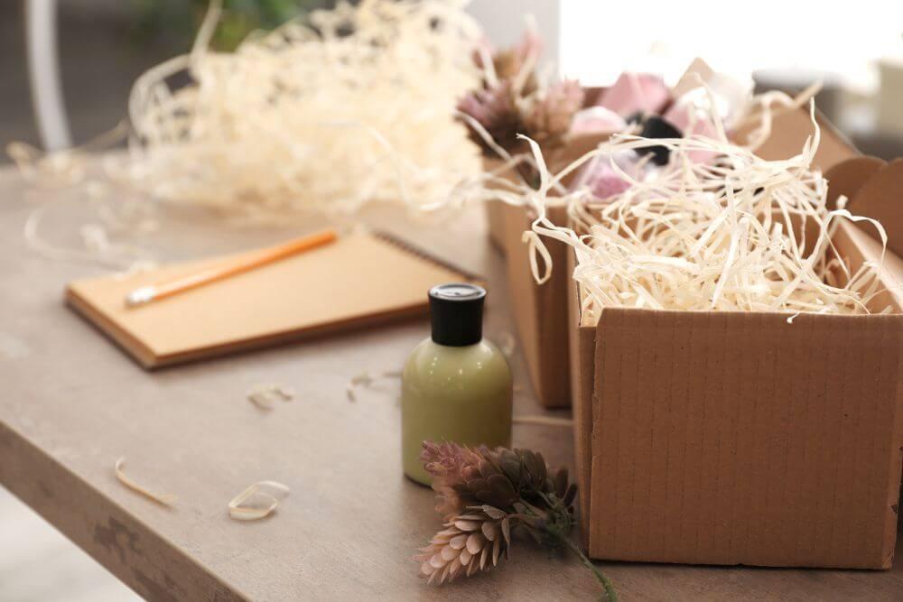 kartony wysyłkowe na kosmetyki