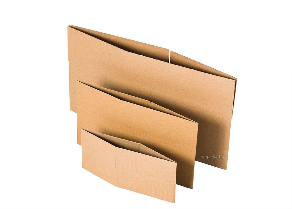 modele pudeł klejonych