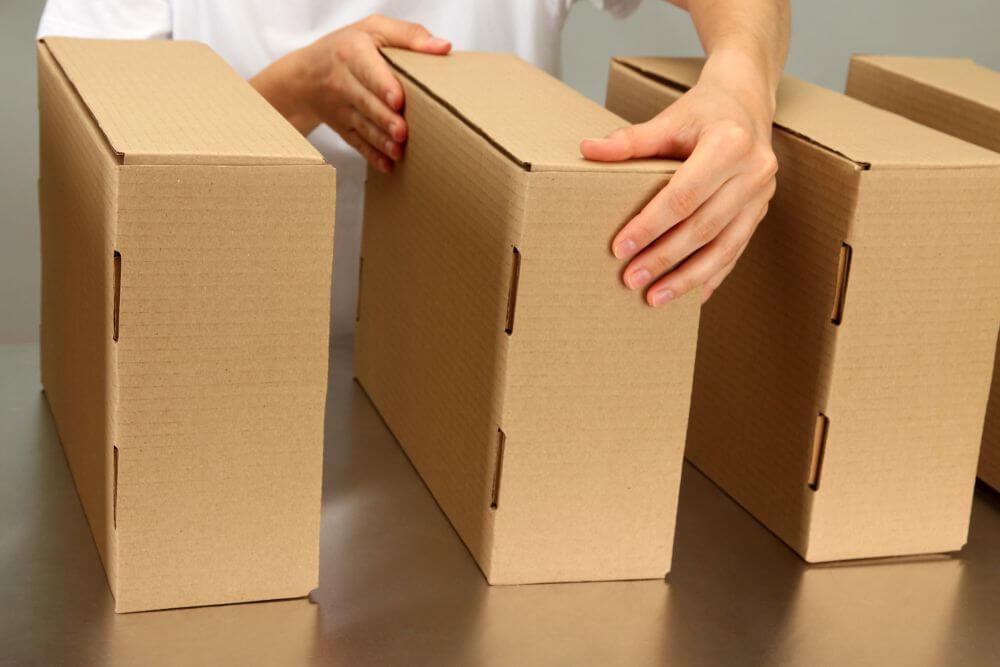 składane opakowania kartonowe