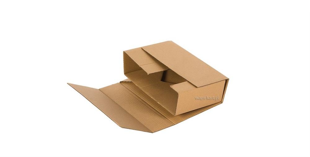 karton składany - przykładowy model